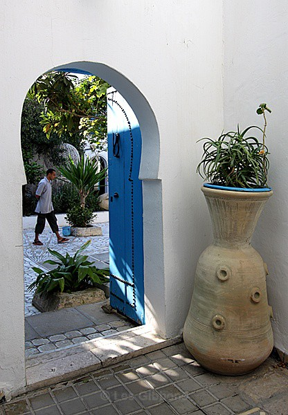 Sid Bou Sadi - Museum doors - Tunis, Carthage and Sidu Bou Said