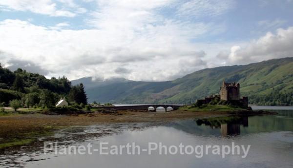 Eilean Donan Castle - Panoramic