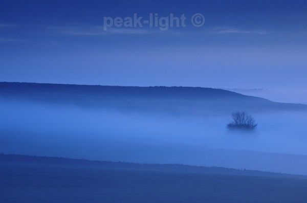 Blue Mist - Peak District