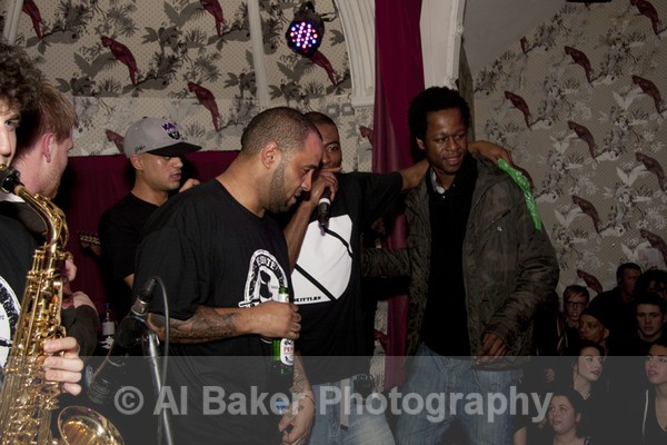 57 - Skittles 'Poor With £100 Trainers' launch 05.03.12