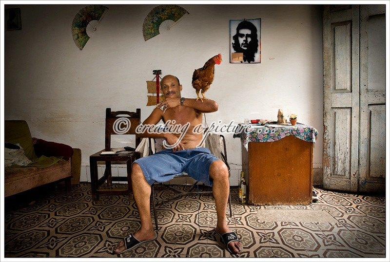 At Home with Che - Cuba