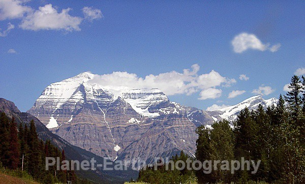 Mount Robson-Jasper - Alaska & Canada