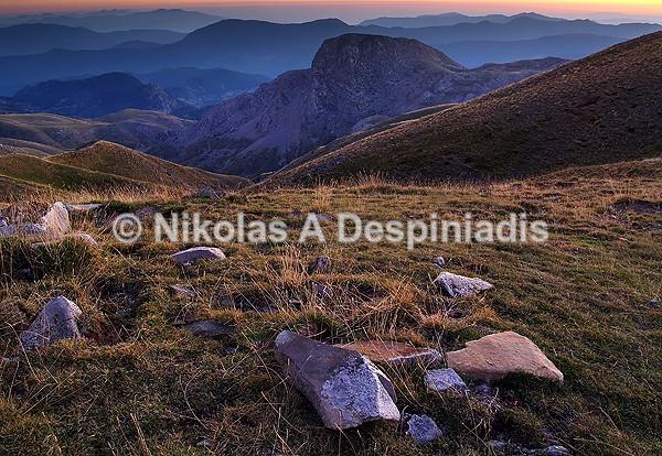 Βουνά της Ρούμελης Ι Mountains of Roumeli - Κεντρική Ελλάδα I Central Greece