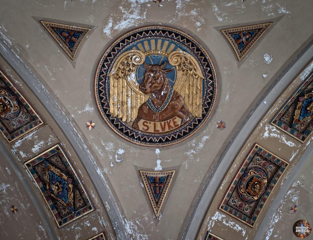Church of the Transfiguration, Philadelphia   Abandoned America