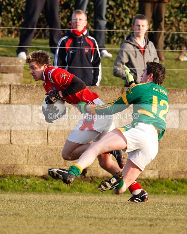 _MGN8300 - Meath v Louth  McGeough Cup Senior Football 03/01/2010