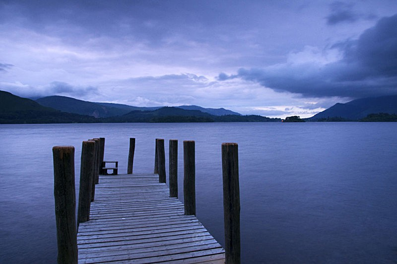 The Landing Stage - The Lake District