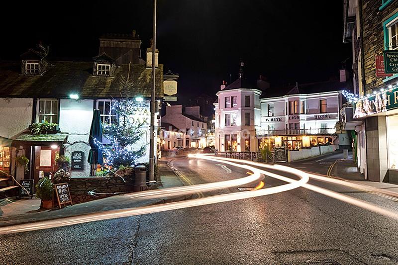 Royal Oak Christmas Lights - Ambleside 2016 | Nickscape