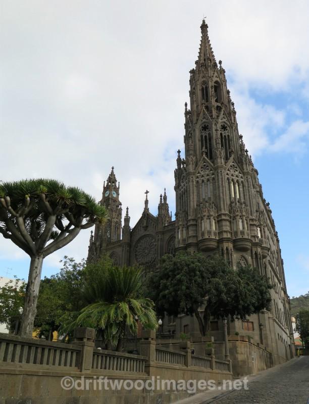 Gran Canaria Aruca cathedral 4 - Gran Canaria