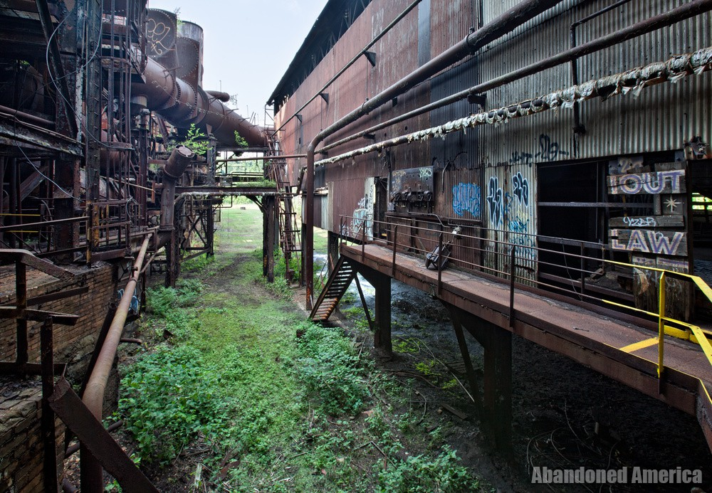 Carrie Furnaces (Rankin, PA) | Out of the Furnace - Carrie Furnaces
