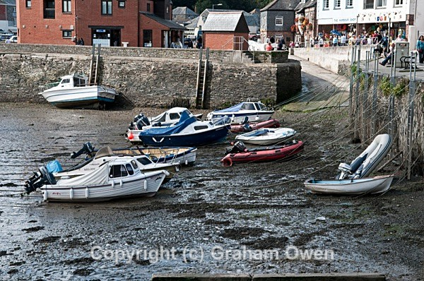 North Quay Padstow Harbour - Cornwall