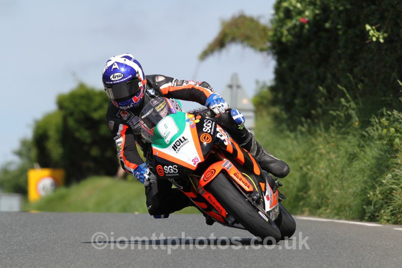Keith Amor Kawasaki / KMR Kawasaki/SGS International - Bikenation Lightweight TT