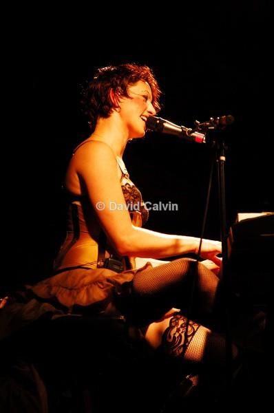 Amanda Palmer 1 - Live Artists