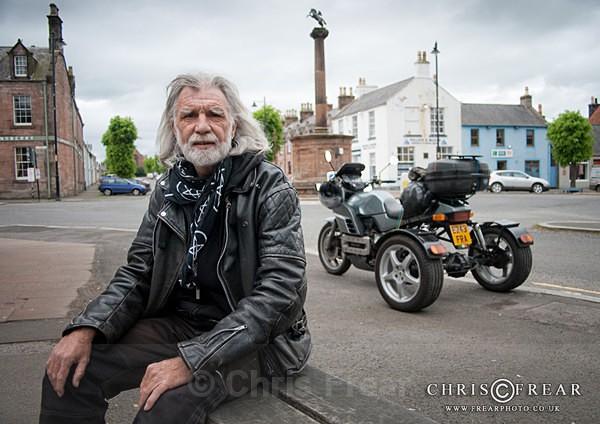 One Man & His Trike - Wheels & Faces