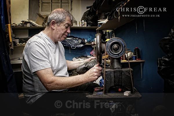 The Cobbler - Workshop Portraits