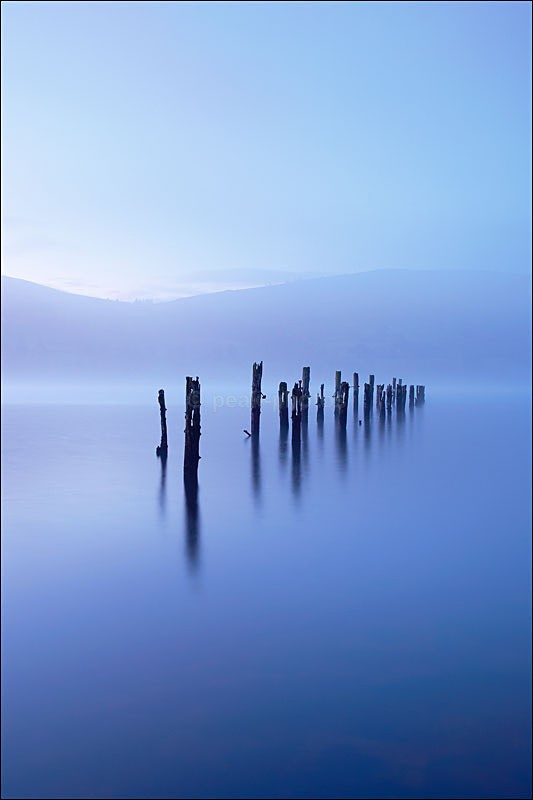 Loch Tay Blues - Photographs of Scotland