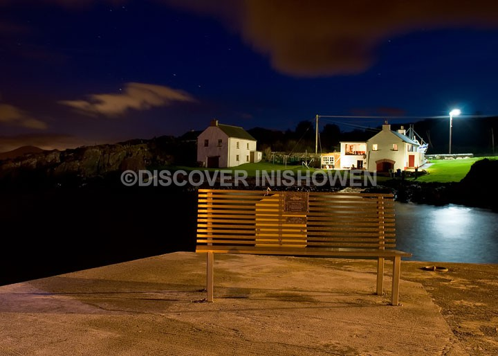 Night at Bunagee - Inishowen peninsula