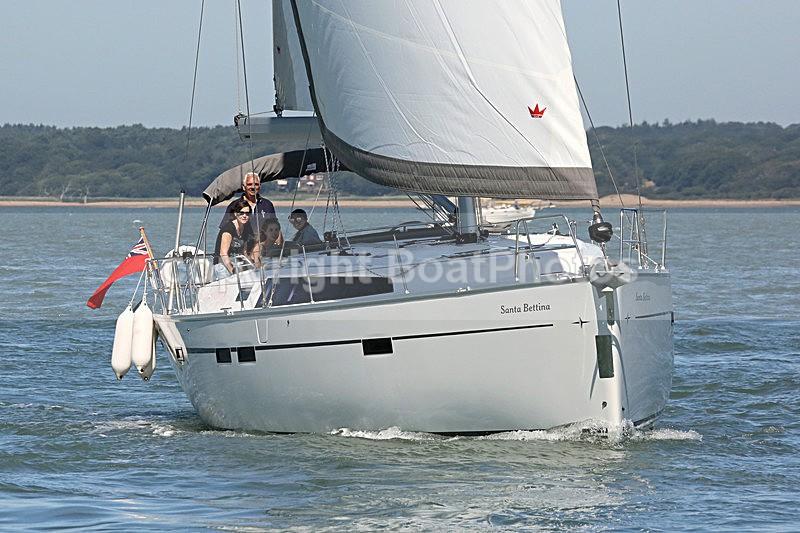 160823 SANTA BETTINA Y92A4601 - Sailboats - monohull