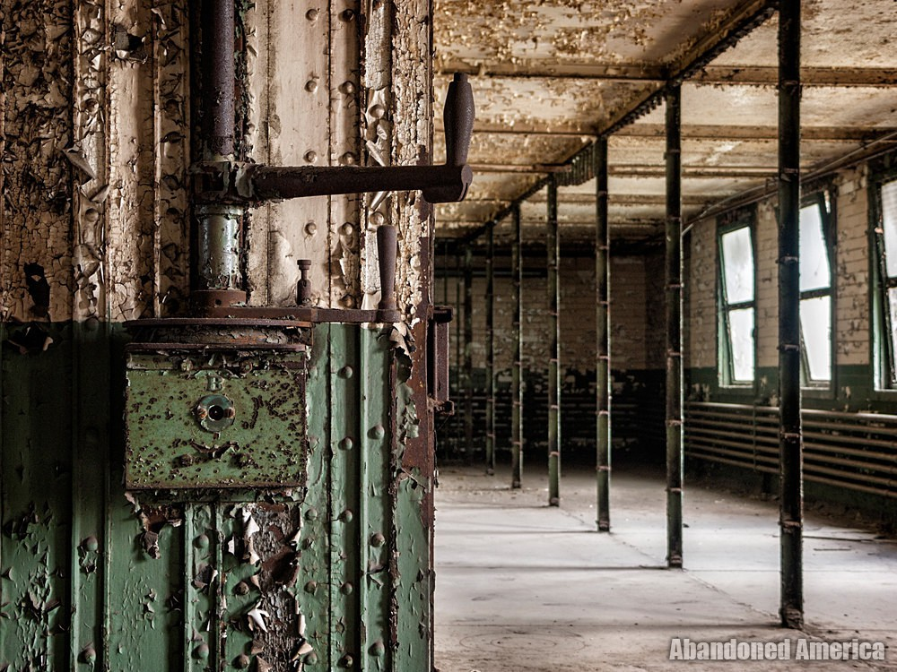 York County Prison (York, PA) | Door Opening Mechanism - The York County Prison