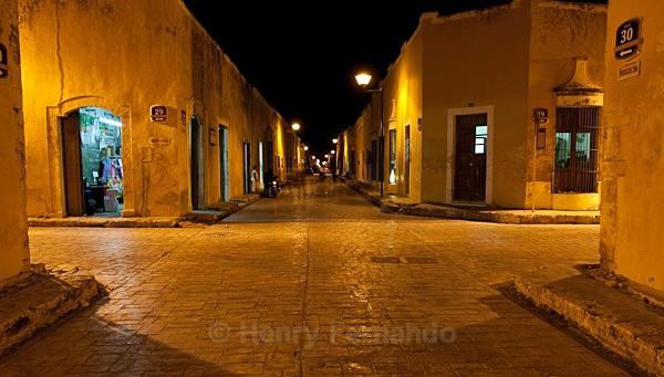 - Yucatan, Mexico