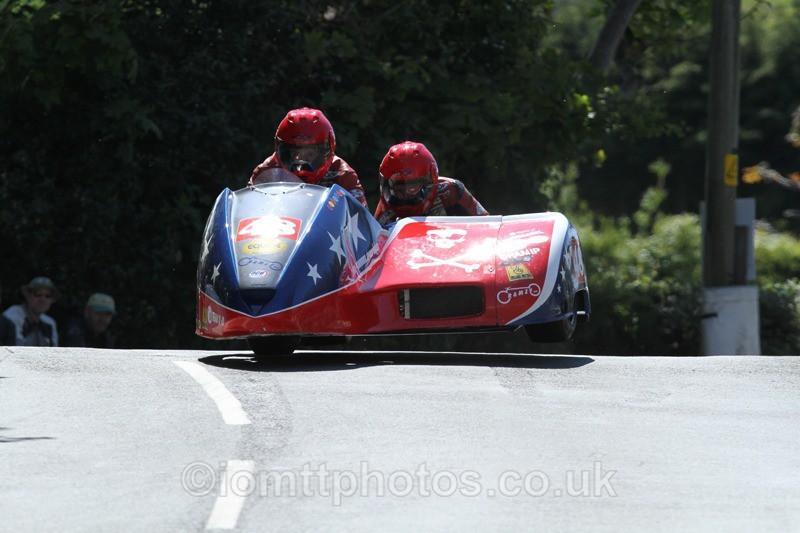 IMG_2323 - Sidecar Race 2 - TT 2013