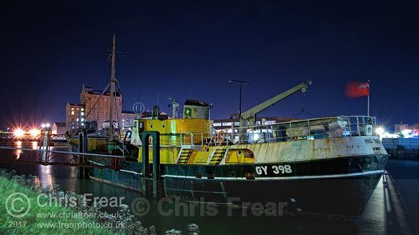 MV Ross Tiger II - Recent Images