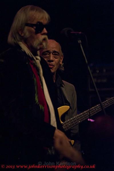 Derek the Draw and Norman Watt Roy of the Blockheads - Concert