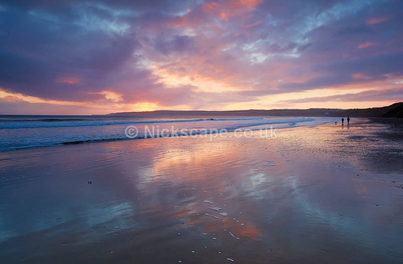 Sunrise at Filey Bay | Yorkshire Coast | Yorkshire Photo Gallery