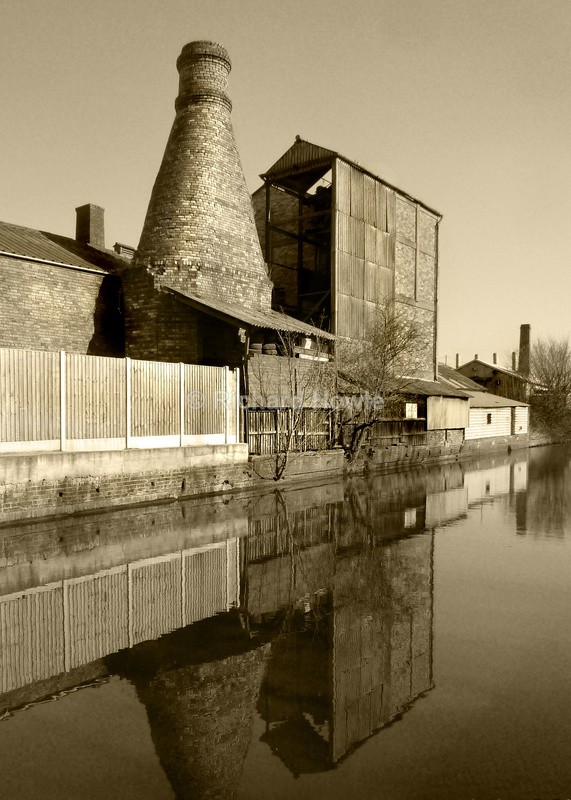 Dolby Works - Potteries Images