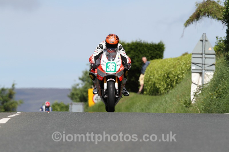 Michal Dokoupil Kawasaki / Motopoint Indi Racing Team - Bikenation Lightweight TT