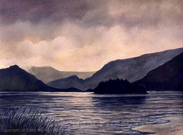 'Lake Windermere, Cumbria' - Landscapes