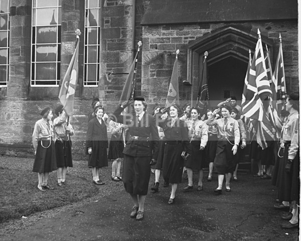 Guides Larkhall 1958 No 2 - Archive.