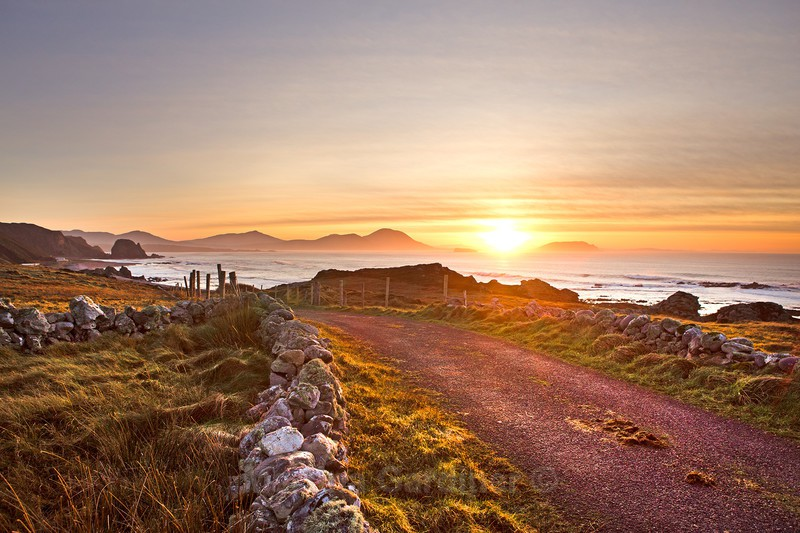 The Road to Port Caman, Malin Head (NEW) - Latest Images