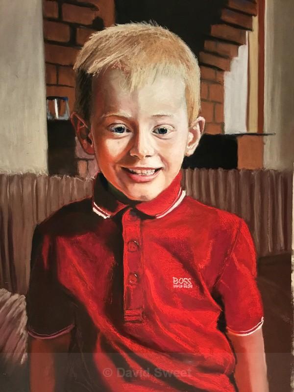 Jake - Children's Portraits