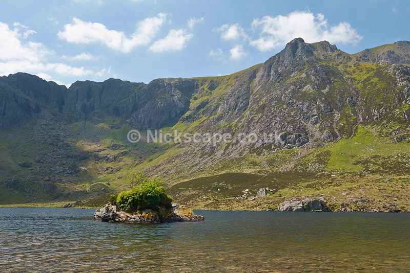 Llyn Idawl - Snowdonia National Park - Wales - Wales