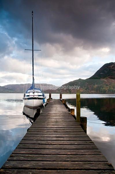Ullswater Yacht. - Lakedistrict
