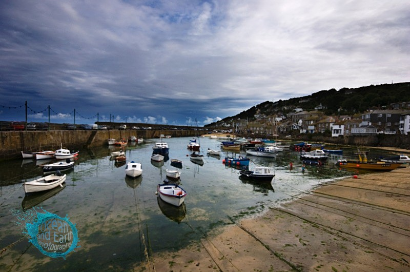 Mousehole Harbour - Landscapes