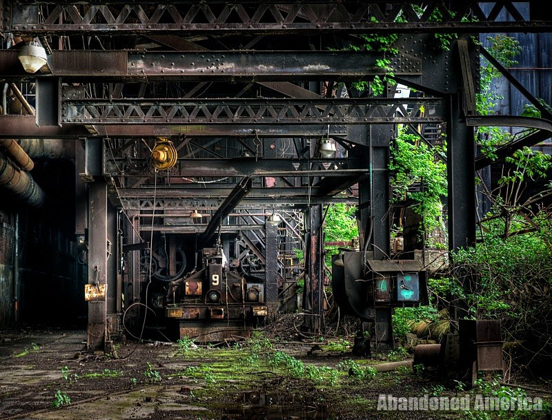 'a happy sleep': Bethlehem Steel (Bethlehem, PA) | Abandoned America