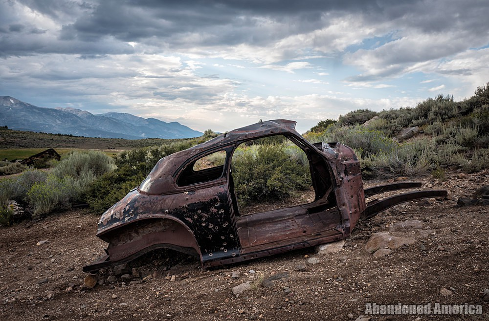 Chemung Mine (Masonic, CA) | Tormented Car - Chemung Mine