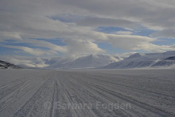 Kjellstrømdalen 2486 - Winter in the daylight