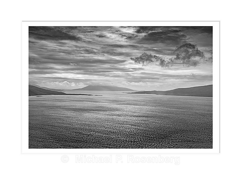 Clearing Storm, Outer Hebrides, Scotland - Scotland, UK