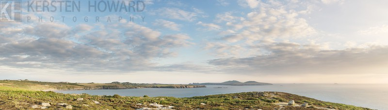 Ramsey View - St Davids Head - Images from book