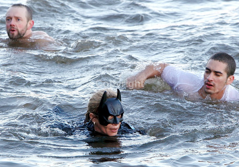 Broughty Ferry Dook - People