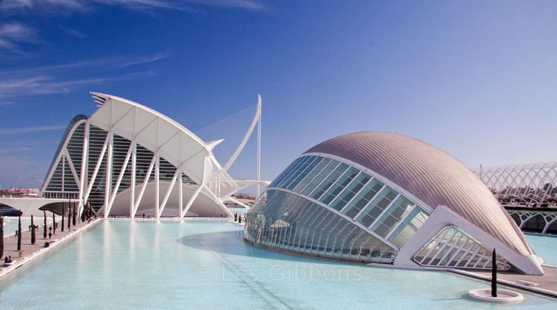 hemisphefic and sciences - Valencia