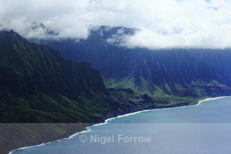 Kalalau Valley, Napali Coast, Kauai - Hawaiian Islands, USA