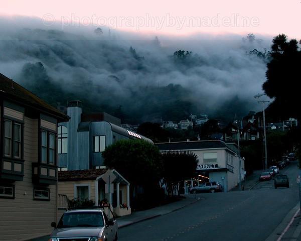 Fog - San Francisco