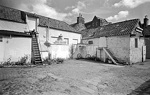 Byre Theatre 1967 - Land and Sea