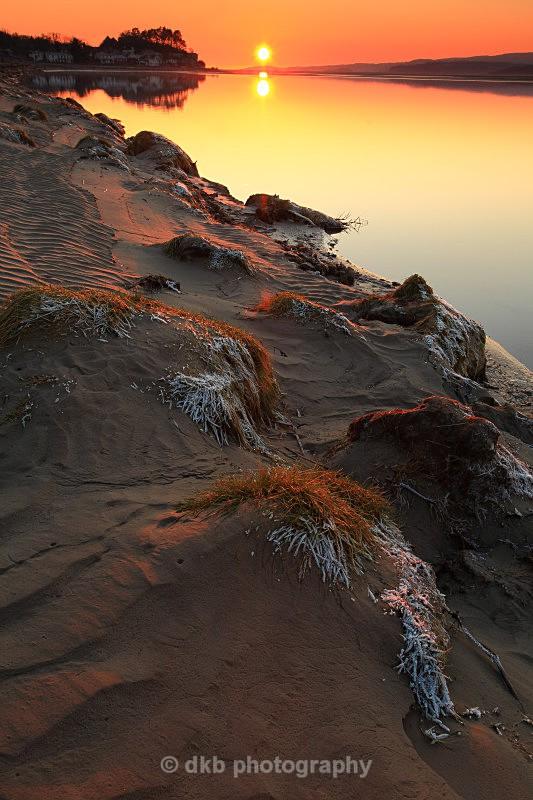 _MG_2721 Sandside Sunset. - COAST - NORTH WEST