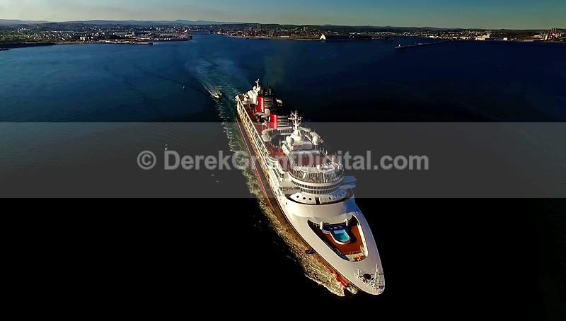 Disney Magic Cruise Ships Saint John New Brunswick Canada - Cruise Ships