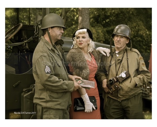 1940's Weekend - Social Events, Weddings, Locations.