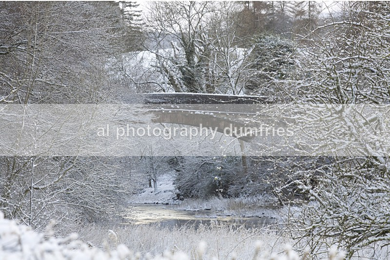 Dalgoner Bridge - Dumfries & Galloway